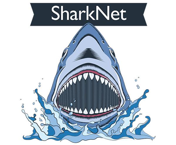sharknet la zanzariere plissettate